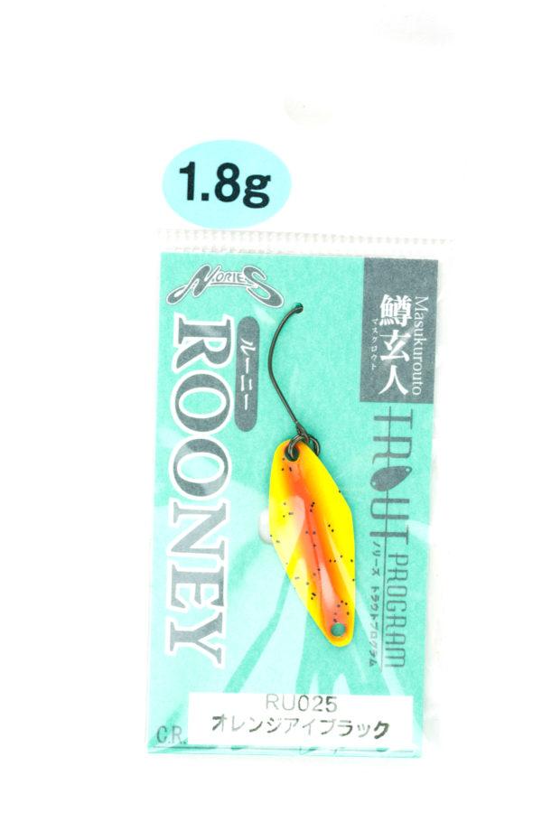 Nories Masukurouto Rooney 1,8g RU025