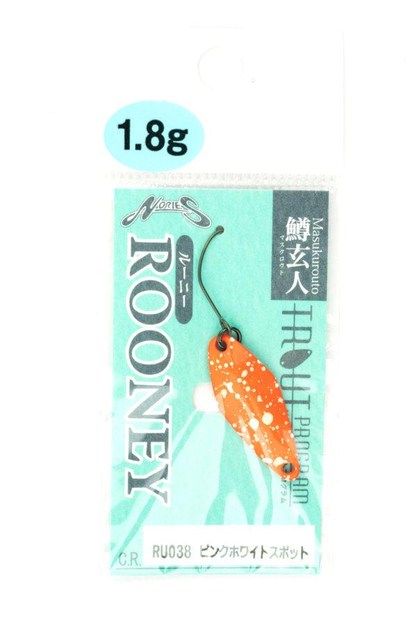 Nories Masukurouto Rooney 1,8g RU038
