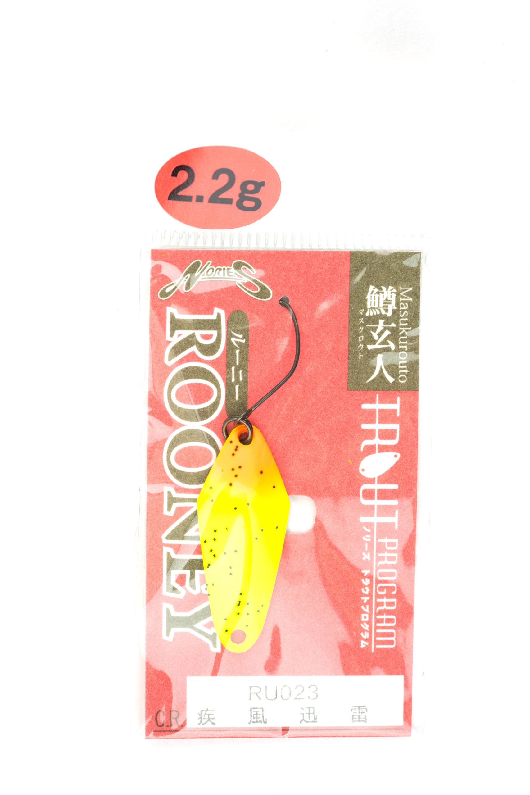 Nories Masukurouto Rooney 2,2g RU023