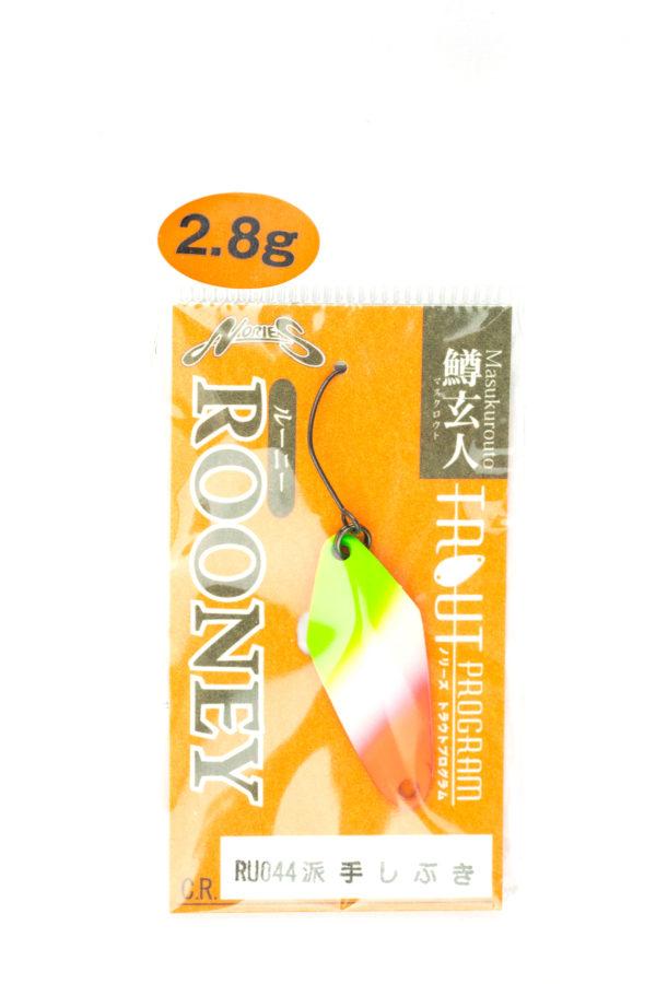 Nories Masukurouto Rooney 2,8g RU044