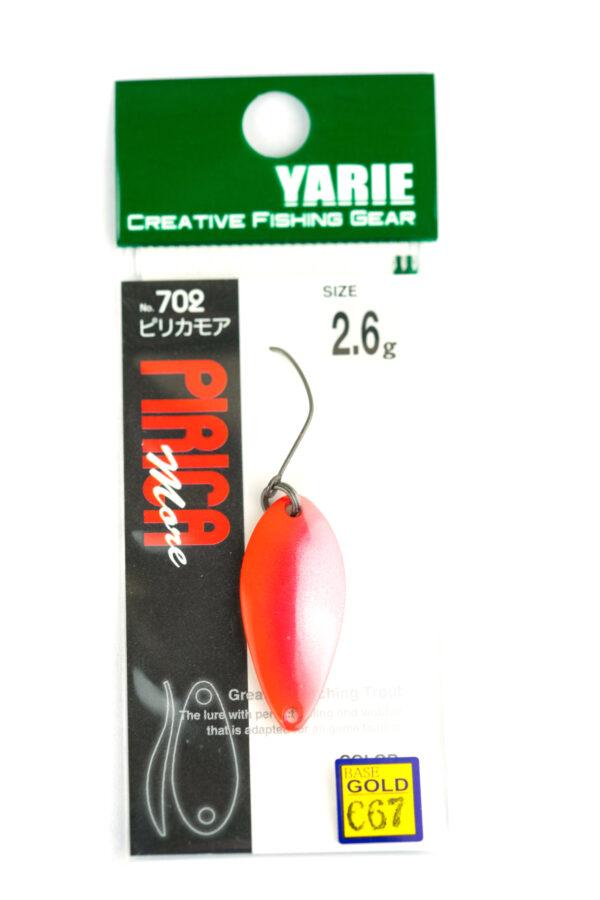 Yarie Pirica More 2.6g C67