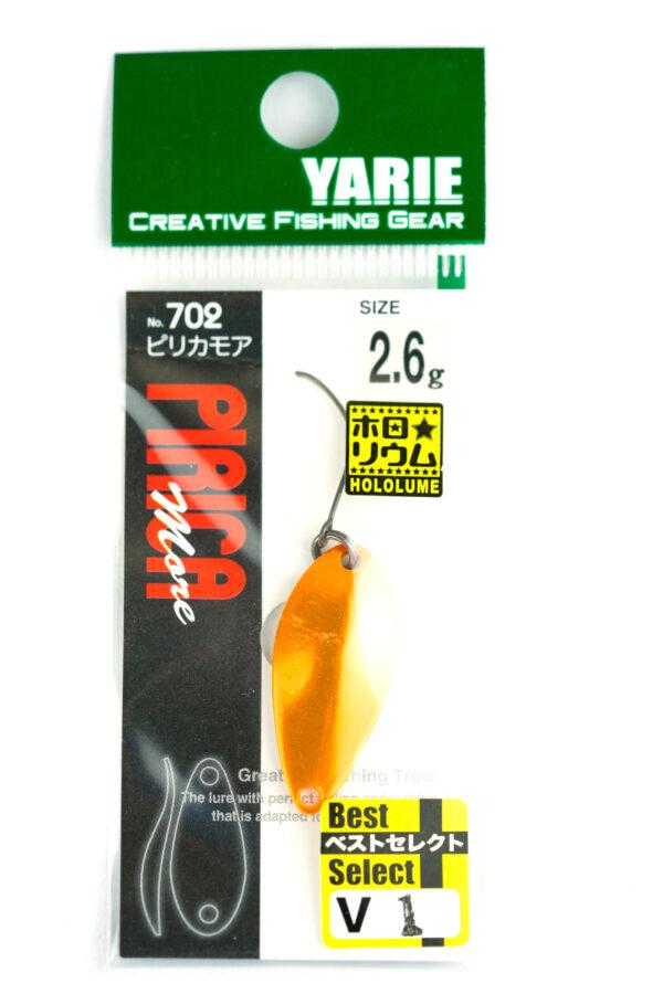 Yarie Pirica More 2.6g V1