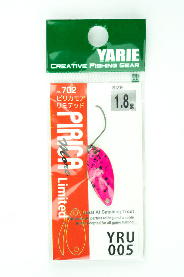 Yarie Pirica More Limited 1,8g YRU005
