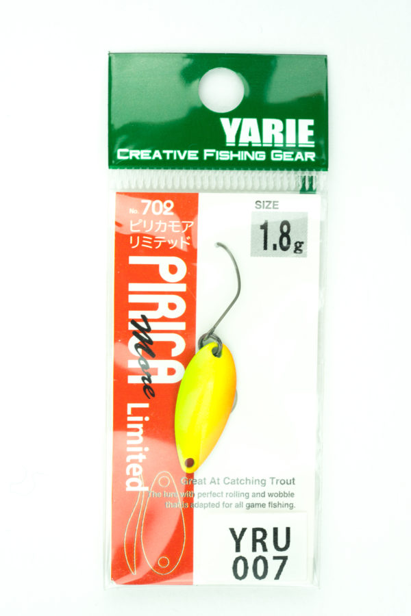 Yarie Pirica More Limited 1,8g YRU007
