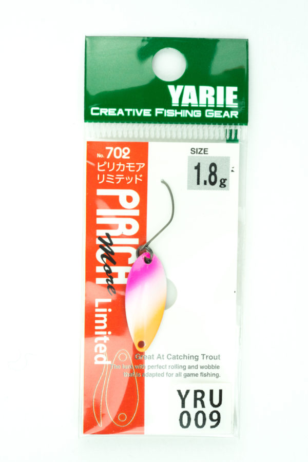 Yarie Pirica More Limited 1,8g YRU009