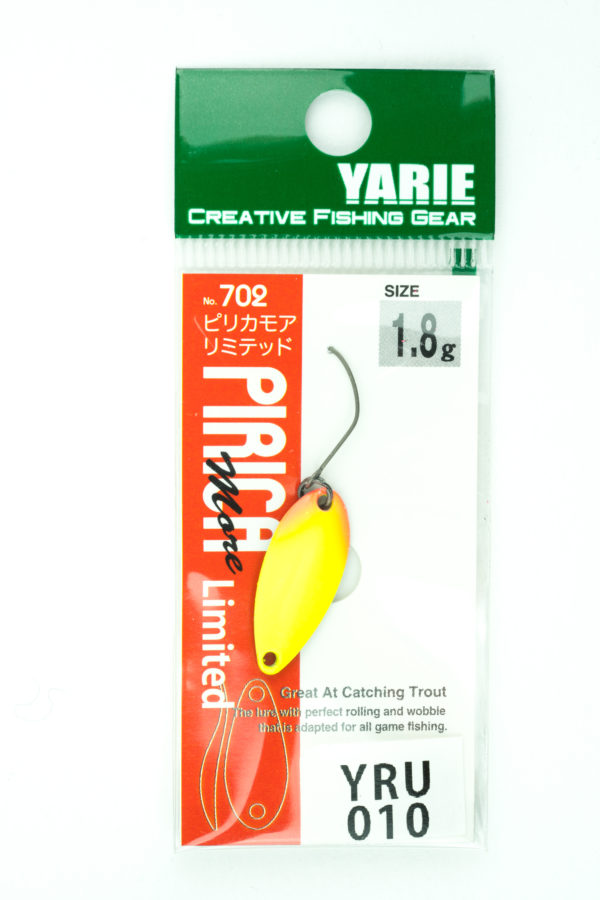 Yarie Pirica More Limited 1,8g YRU010