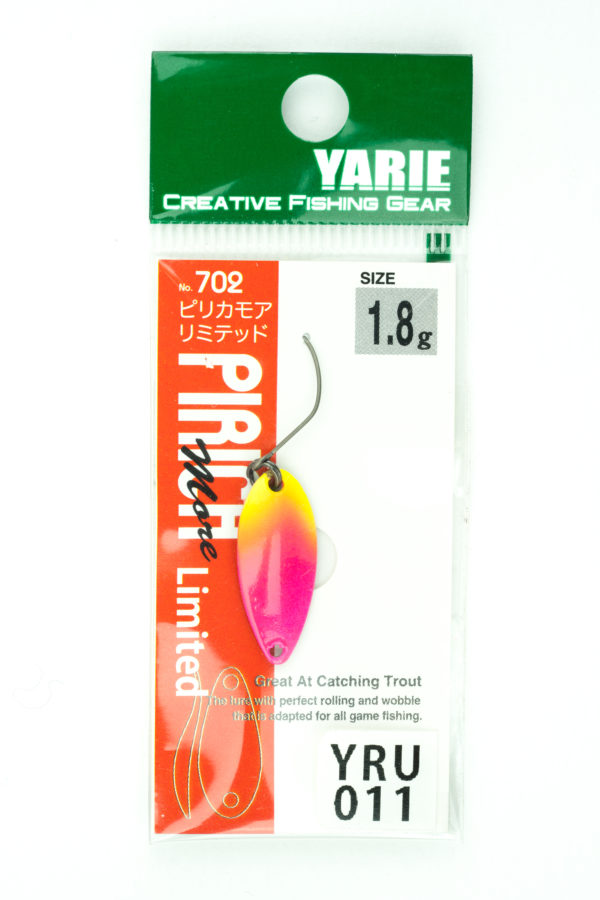 Yarie Pirica More Limited 1,8g YRU011