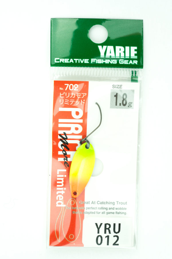 Yarie Pirica More Limited 1,8g YRU012