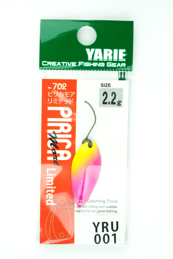 Yarie Pirica More Limited 2,2g YRU001