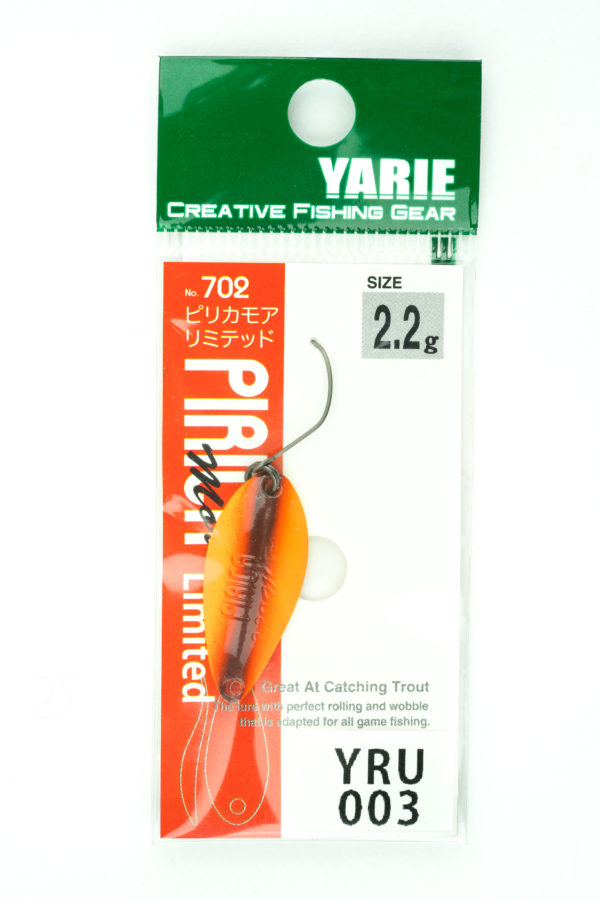 Yarie Pirica More Limited 2,2g YRU003