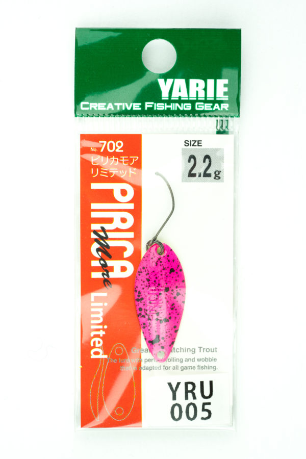 Yarie Pirica More Limited 2,2g YRU005