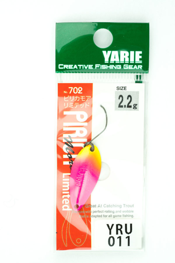 Yarie Pirica More Limited 2,2g YRU011