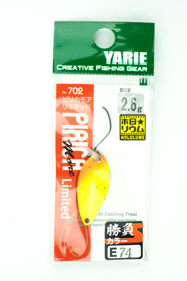 Yarie Pirica More Limited 2,6g E74