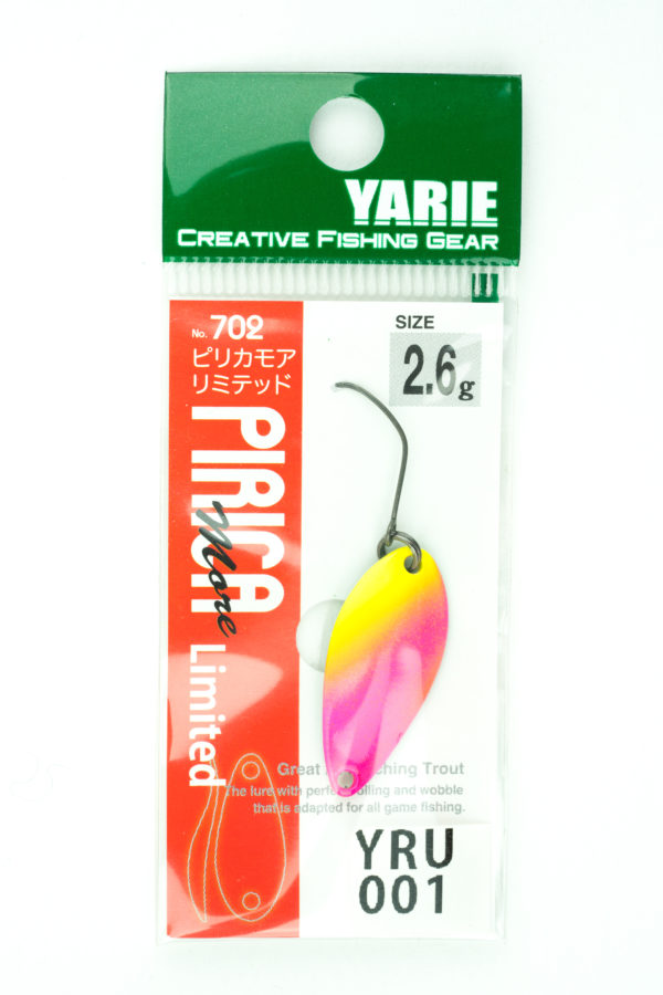 Yarie Pirica More Limited 2,6g YRU001