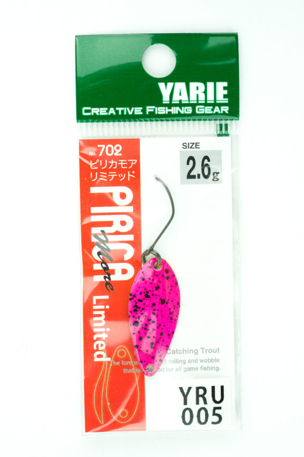 Yarie Pirica More Limited 2,6g YRU005