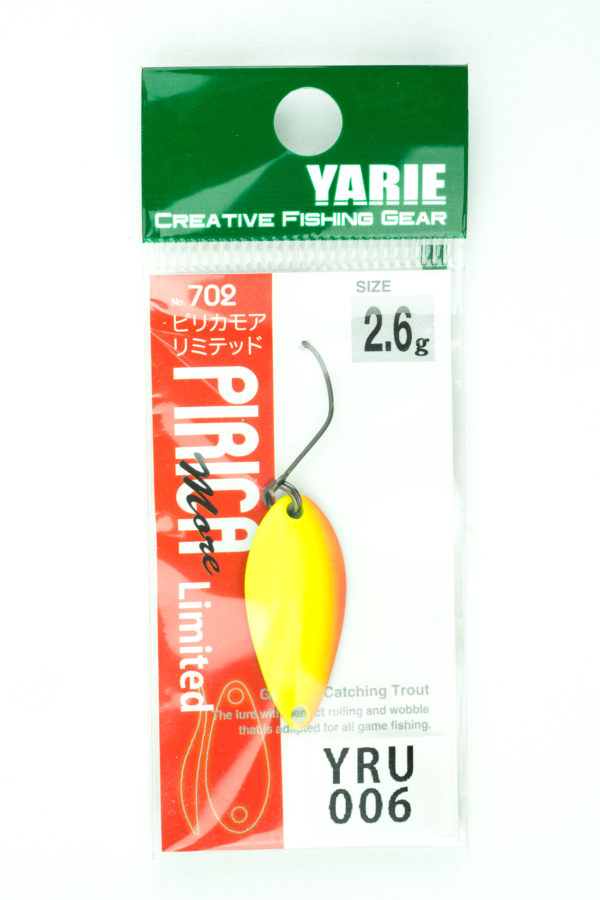 Yarie Pirica More Limited 2,6g YRU006