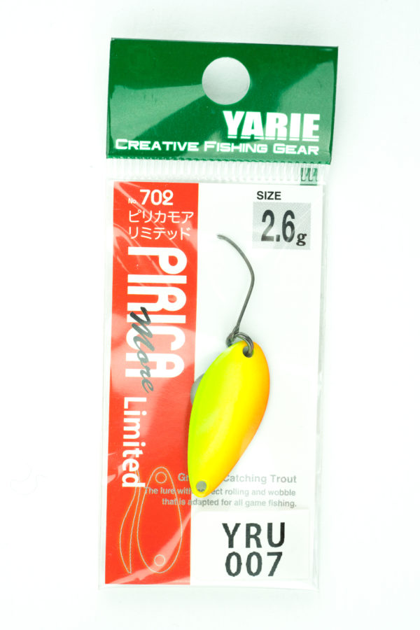 Yarie Pirica More Limited 2,6g YRU007