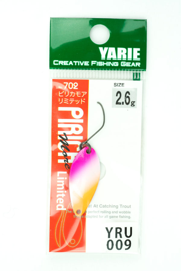 Yarie Pirica More Limited 2,6g YRU009