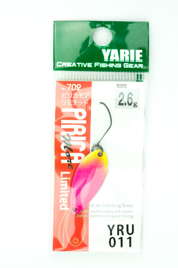 Yarie Pirica More Limited 2,6g YRU011
