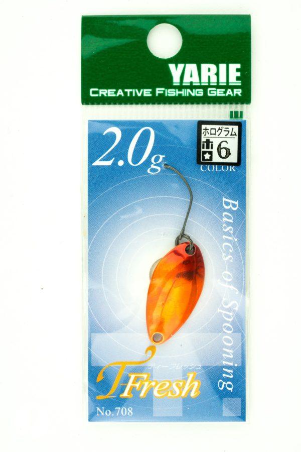 YarieT-Fresh 2,0g P6
