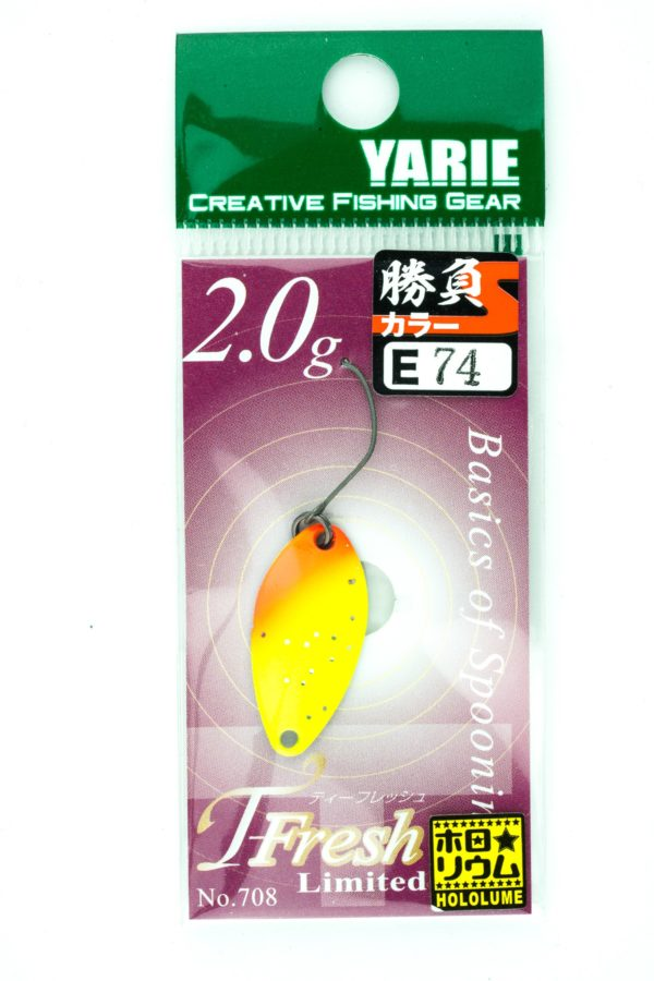 YarieT-Fresh 2,0g E74