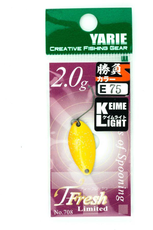 YarieT-Fresh 2,0g E75