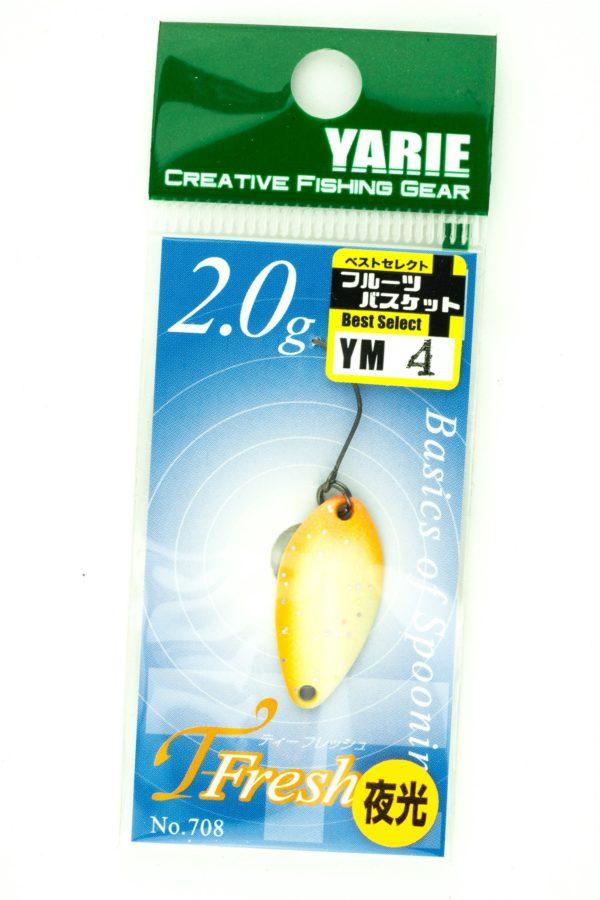 YarieT-Fresh 2,0g YM4