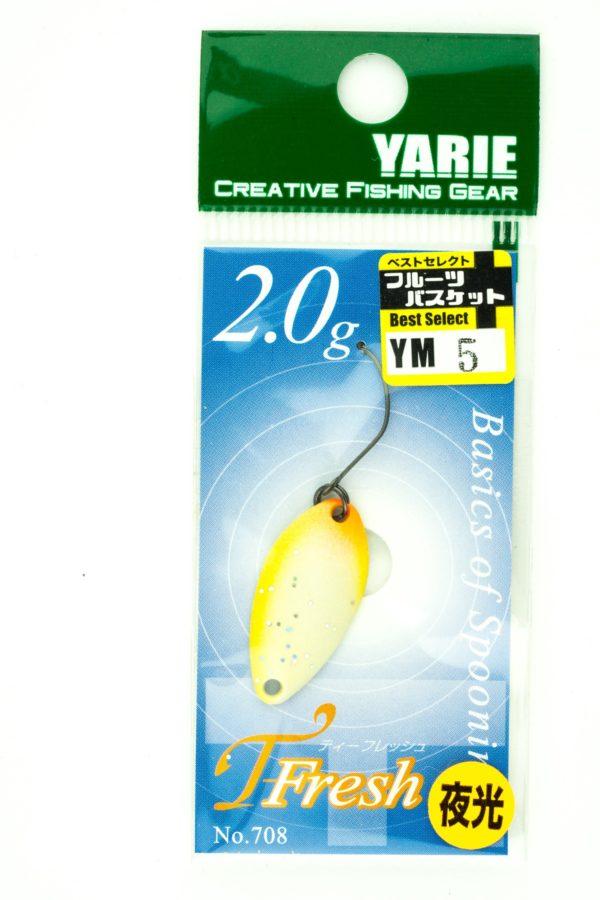YarieT-Fresh 2,0g YM5