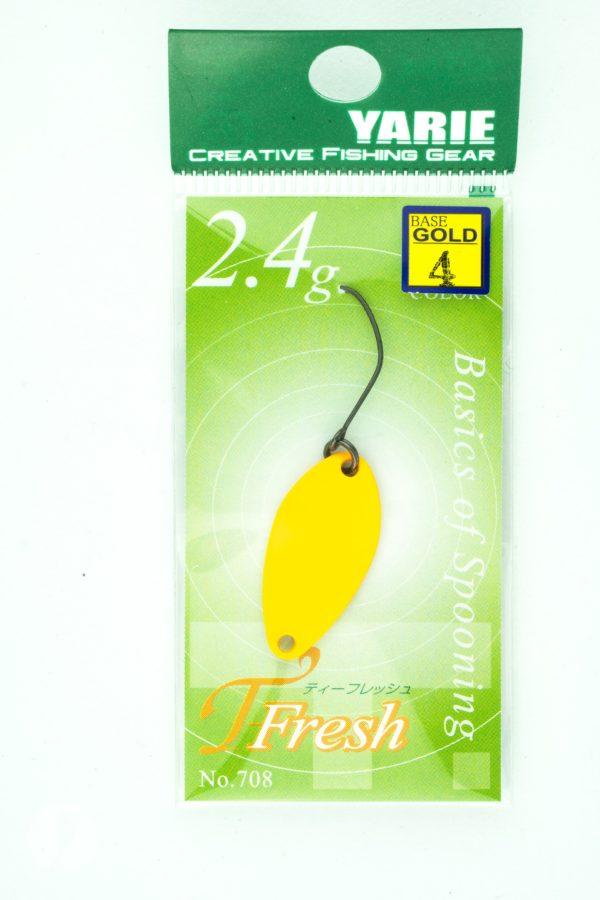 YarieT-Fresh 2,4g GOLD 4
