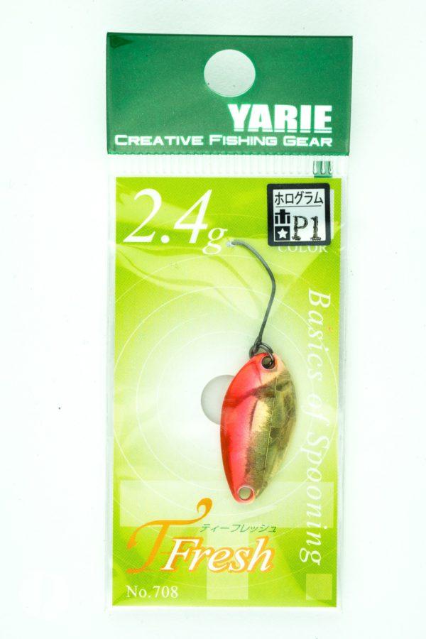 YarieT-Fresh 2,4g P1