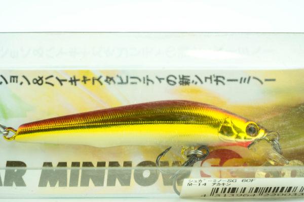 Bassday Sugar Minnow SG 60F M-14