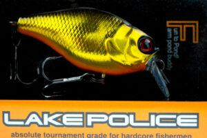 Jackall Cherry 44F HL Black & Gold