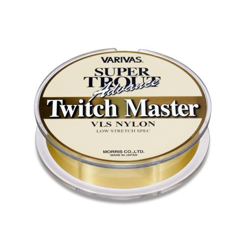 Varivas Super Trout Advance Twitch Master