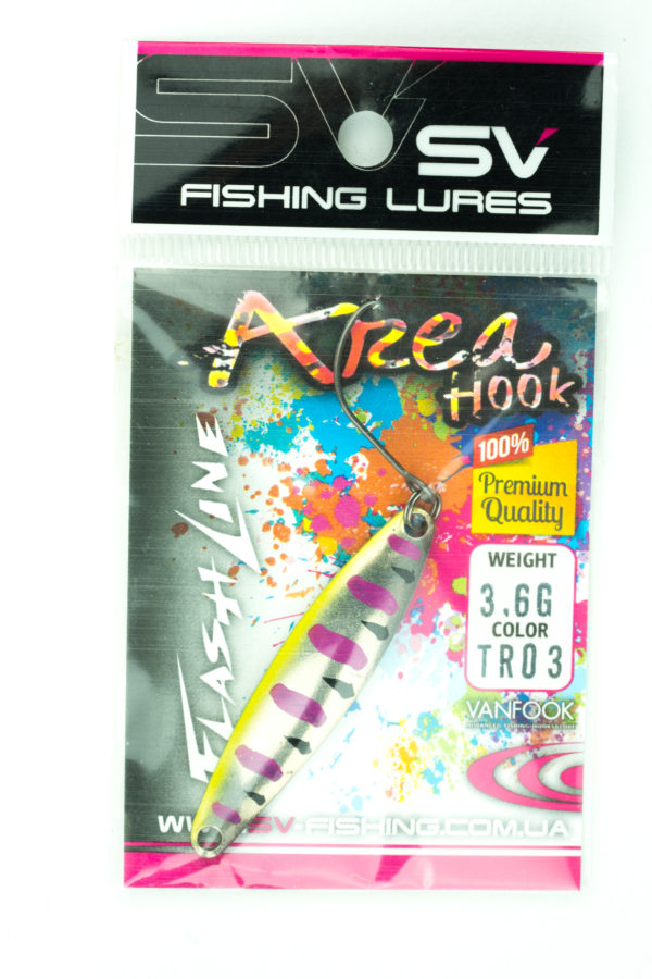 SV Lures Flash Line 3,6g TR03