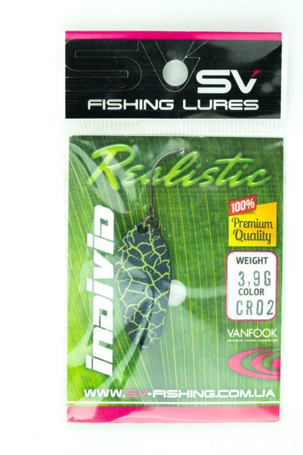 SV Lures Individ 3,9g CR02