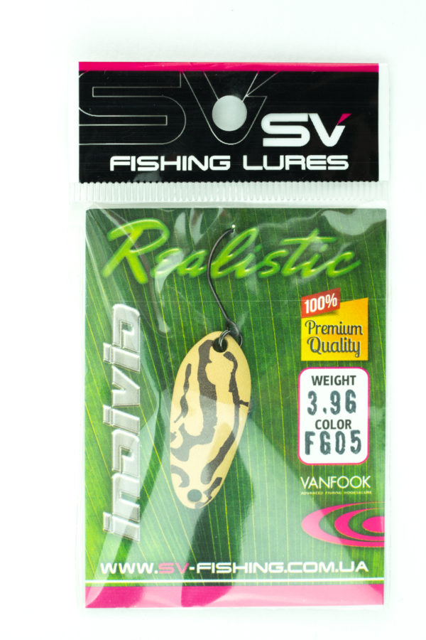 SV Lures Individ 3,9g FG05