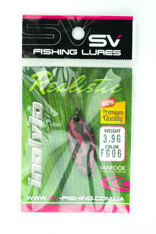 SV Lures Individ 3,9g FG06