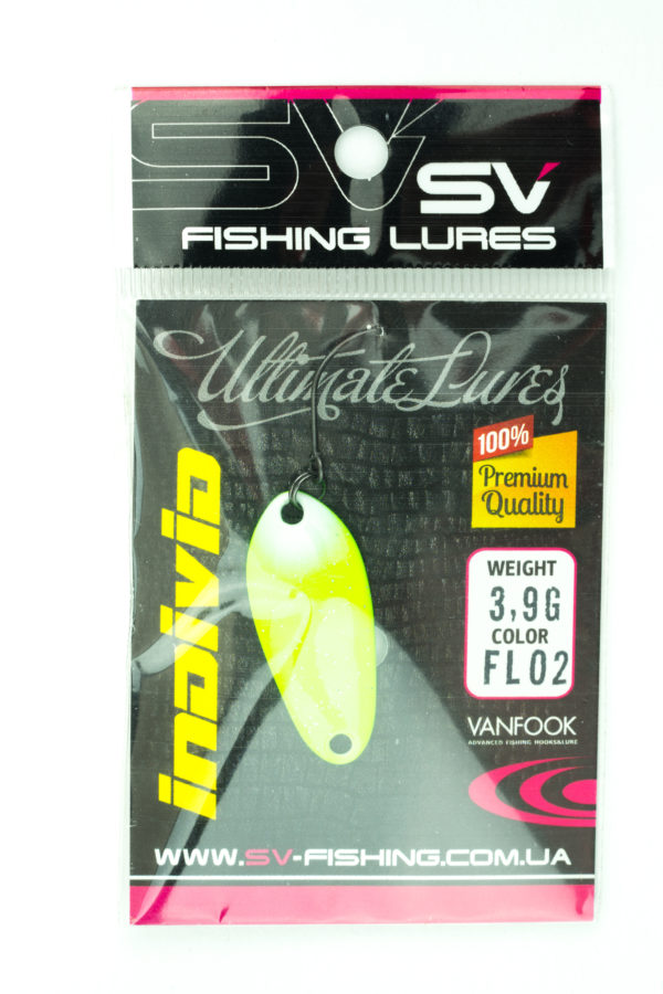 SV Lures Individ 3,9g FL02