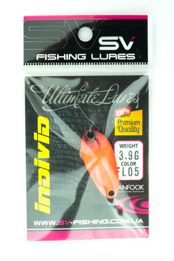 SV Lures Individ 3,9g FL05