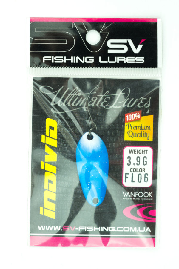 SV Lures Individ 3,9g FL06