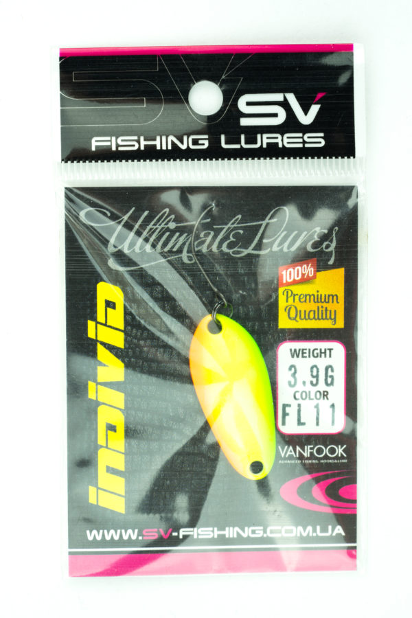 SV Lures Individ 3,9g FL11