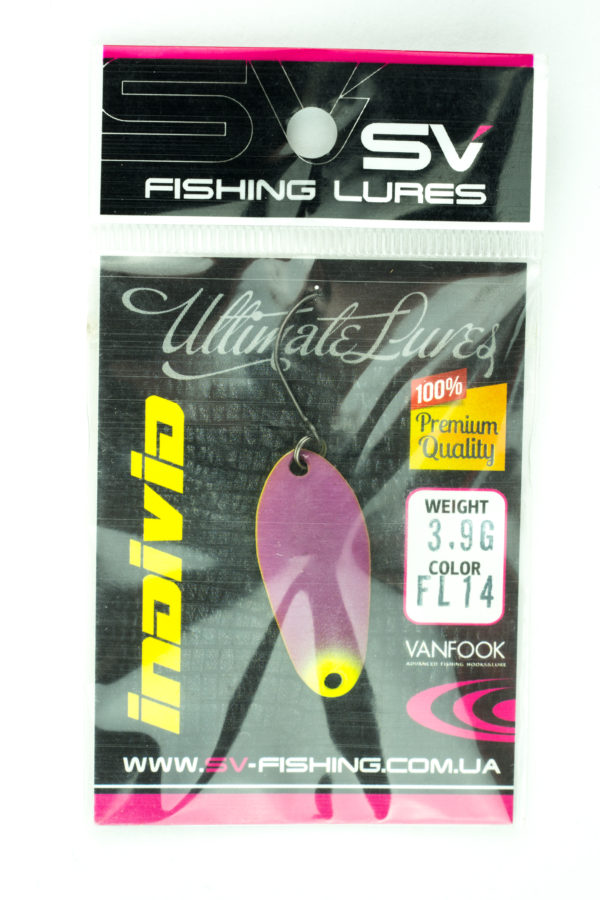 SV Lures Individ 3,9g FL14
