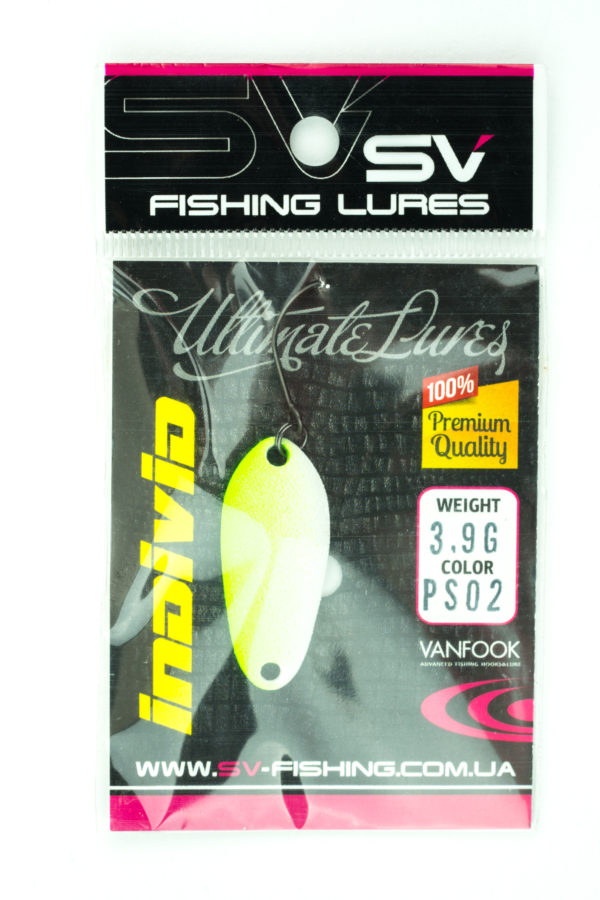 SV Lures Individ 3,9g PS02