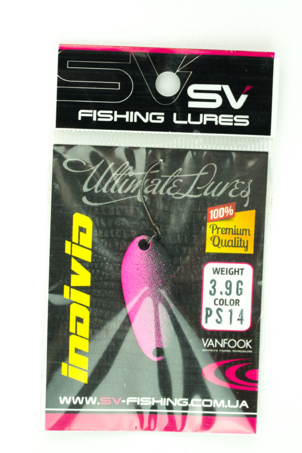 SV Lures Individ 3,9g PS14