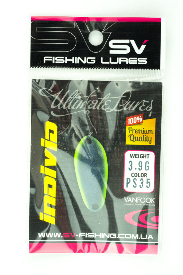 SV Lures Individ 3,9g PS35