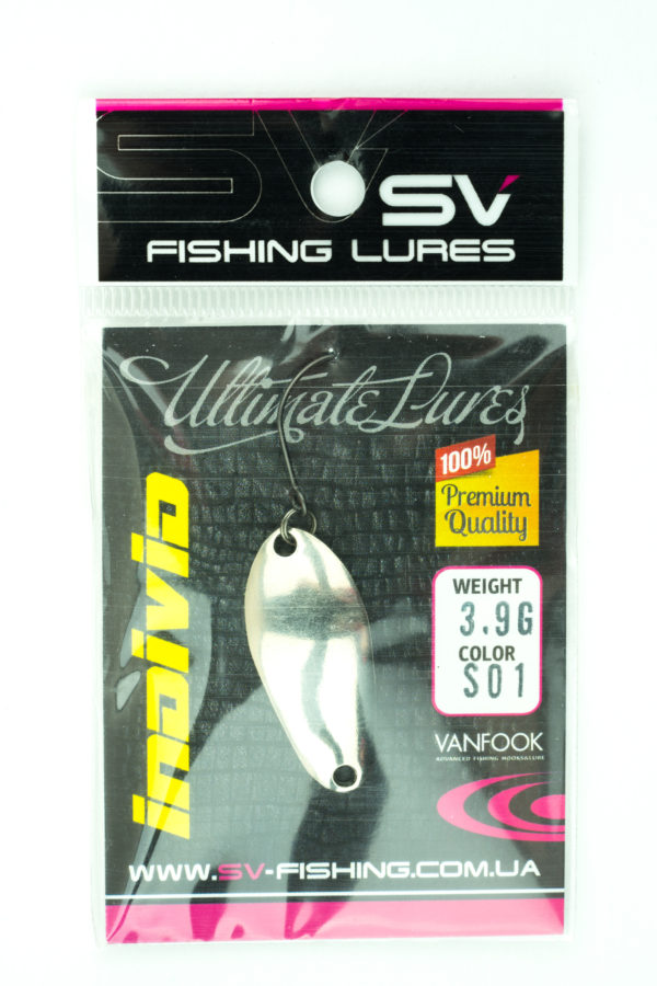 SV Lures Individ 3,9g S01