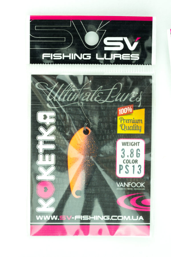 SV Lures Koketka 3,8g PS13