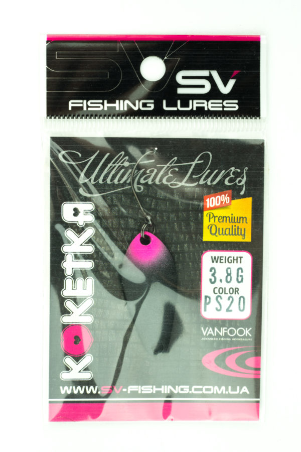 SV Lures Koketka 3,8g PS20