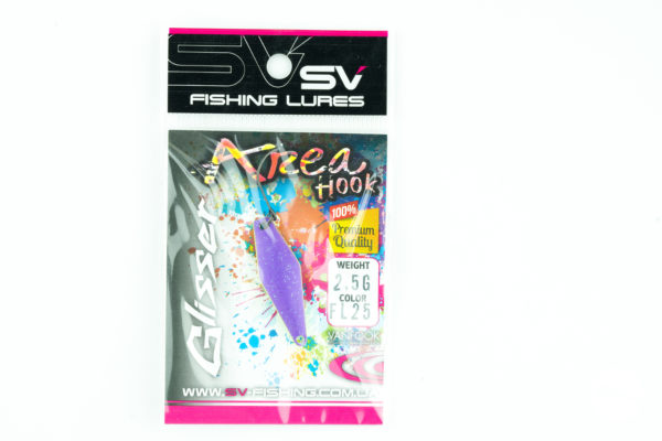 SV Fishing Lure Glisser FL25