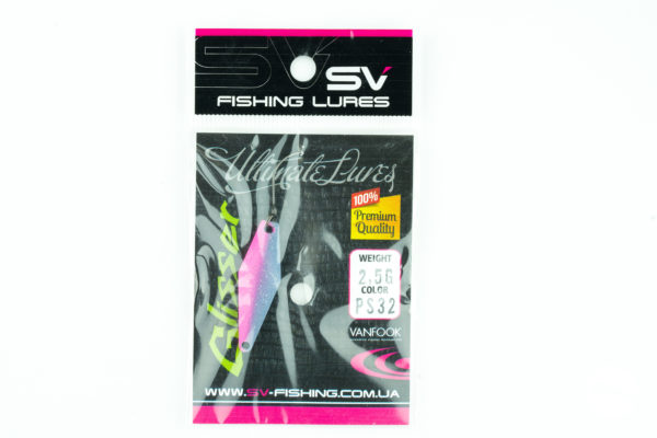 SV Fishing Lure Glisser PS32